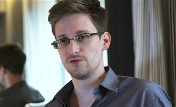 Snowden is reported to have accessed nearly 1.7 million NSA files. (AP)