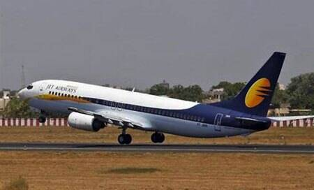 Jet Airways shares thrust back losses despite opaque status on Etihad Airways deal