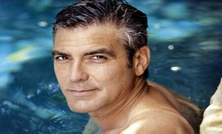 George Clooney still in touch with ex