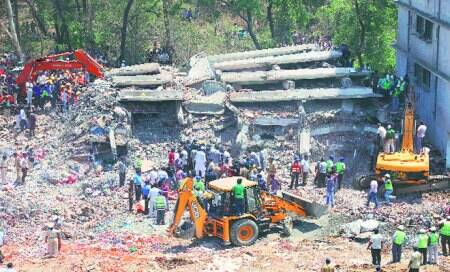 Many norms flouted in construction of Lucky Compound:Cops