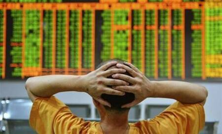 China shares sink to lowest levels since early 2009