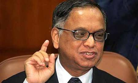 Narayana Murthy gets aggressive on Infosys Ltdattitude