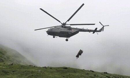 Uttarakhand: All 20 on board IAF chopper dead,voice recorder recovered