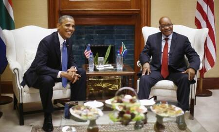 Africa should not settle for unfair trade deals with emerging economies: Barack Obama