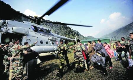 Uttarakhand: The Fight Back