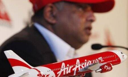 AirAsia not to snatch other airlines' markets,says Tony Fernandes