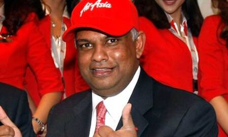 AirAsia chief Tony Fernandes: India has bizarre rules