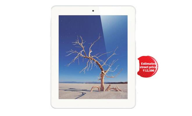 Fly F8s tablet: Fast and sturdy at Rs 12,500