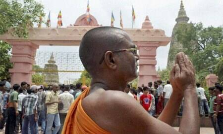 Bodhgaya serial blasts: After 'IM' arrests last year,temple was known as target