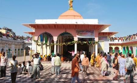 Security tightened for Mathura,Vrindavan temples