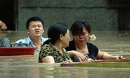 1 killed,15 missing as heavy rains cause havoc in China dateBeijing