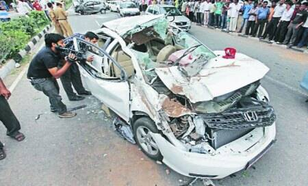 Fatal accidents down in city,non-fatal up