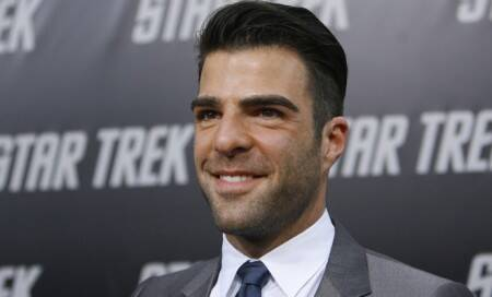 Zachary Quinto unchanged bysuccess