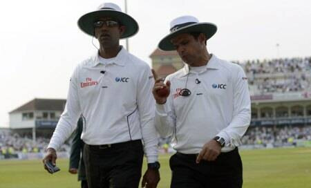 ICC admits umpires made seven errors during first Ashes Test