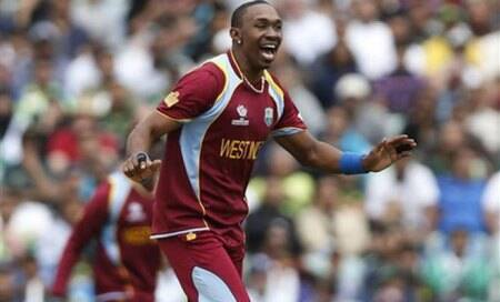 Bravo brothers,Sunil Narine fashion West Indies win