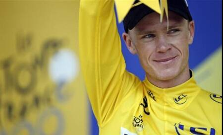 Tour de France: Froome puts champagne on ice with a day togo