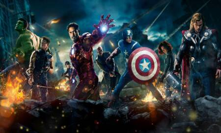 Second Avengers film titled The Avengers: Age of Ultron