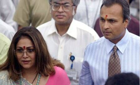 Reliance Telecom moves SC against summoning Anil,Tina Ambani as 2Gwitness