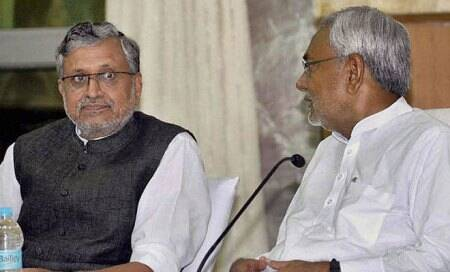 Fearing mass exodus of its MLAs to Nitish Kumar's JD(U),BJP rushes to RSS