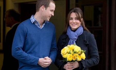Prince William's wife Kate Middleton gives birth to babyboy