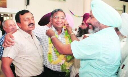 PAU pensioners' tussle: New body formed with Bansal as president