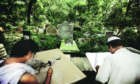 A grave issue: Muslims fast running out of space to bury thedead