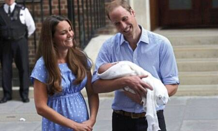 Britain's royal baby worth his weight in gold to 'The Firm'