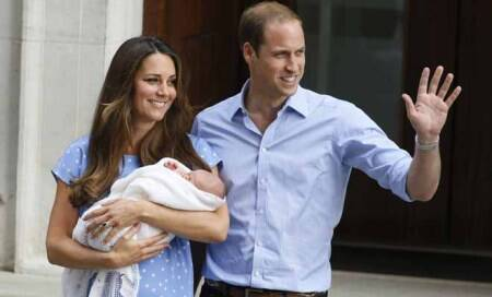 Britain's William and Kate keep world waiting for baby's name