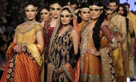 Chaos to couture at India Bridal Fashion Week