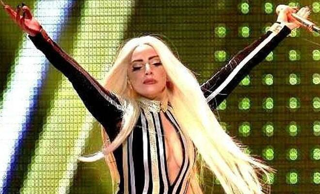 Lady Gaga Doubles Up In Second Fame Perfume Ad | Idolator