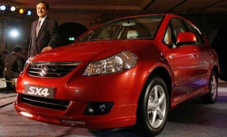 Maruti Suzuki SX4,Toyota Corolla Altis to attract 27% excise