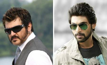 Ajith Kumar to join hands with Rana Daggupathy in Arrambam