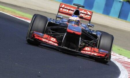 Jenson Button targets Belgium as McLaren's best hope