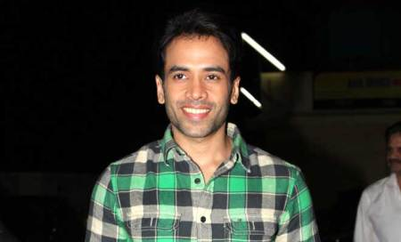 I have done off beat movies but in comedy Bajatey Raho is the first : Tusshar Kapoor