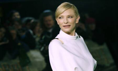 Cate Blanchett's son gives her careeradvice