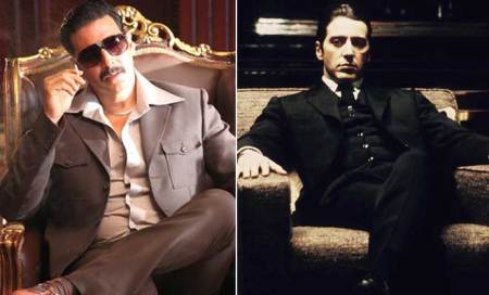 Akshay Kumar's Once Upon A Time… act reminds Al Pachino of his Godfather days