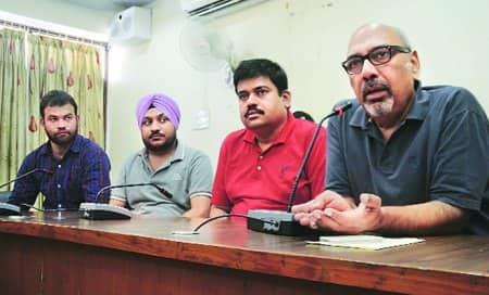SAD-BJP alliance not interested in fighting against drug mafia:Ex-DGP