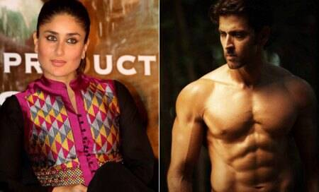 Kareena Kapoor is back with Hrithik Roshan after a decade,will get intense for Shuddhi