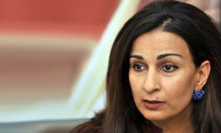 India no longer Pakistan's main enemy: Sherry Rehman