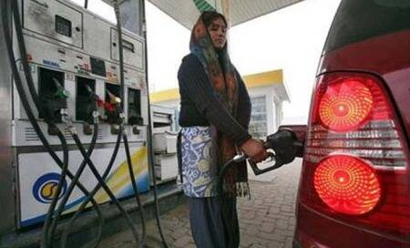 Petrol price hiked by 70 paise per litre,diesel by 50 paise alitre