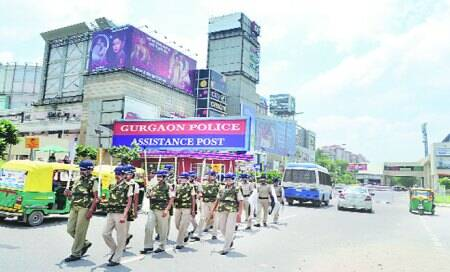 More women cops on MG Road to curbcrime