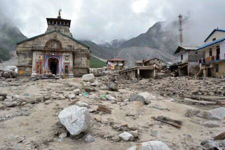Human activities increasing risk of calamities in Kedarnath:Study