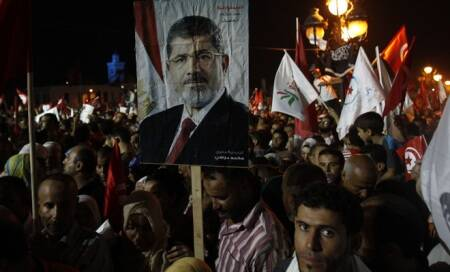 Mohamed Morsi's supporters approached by Army chief al-Sisi