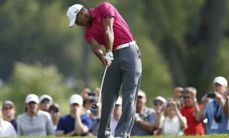 Tiger Woods goes into final Major of year as favourite