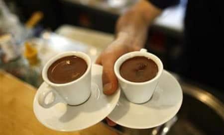 Drinking hot chocolate keeps brain healthy:study