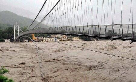 Heavy rains in Uttarakhand,four persons feared dead