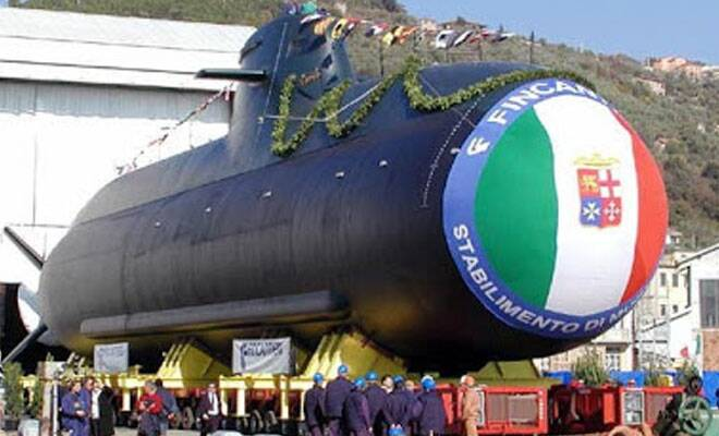 'INS Arihant' activated,PM terms it as 'Giant stride' for country