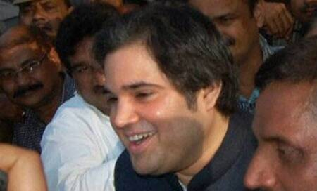 Varun Gandhi reminds Mamata of BJP's help