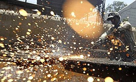 Index of Industrial Production: Output contracts 2.2 pct,dashing hopes ofrecovery