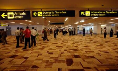 Police ask DIAL to make space for auto-rickshaws at T3 andT1D